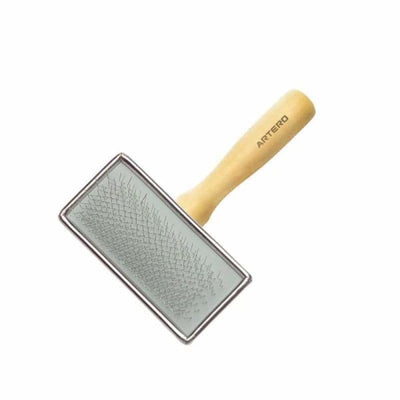 ARTERO [20% OFF] Artero Slicker Wooden Handle Extra Small Grooming & Hygiene