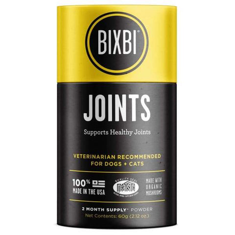 BIXBI [10% OFF] BIXBI Joint Support Organic Powdered Mushroom Supplement for Pets 60g Dog Healthcare