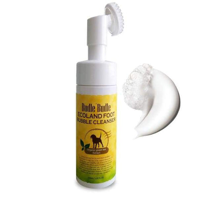 Budle Budle Budle Budle Ecoland Foot Bubble Cleanser Grooming & Hygiene