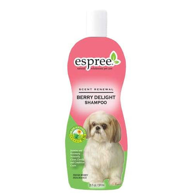 espree Espree Natural Berry Delight Shampoo 20oz Grooming & Hygiene