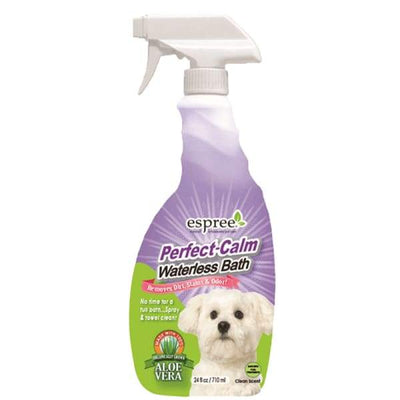 espree Espree Perfect Calm Waterless Bath 24oz Grooming & Hygiene