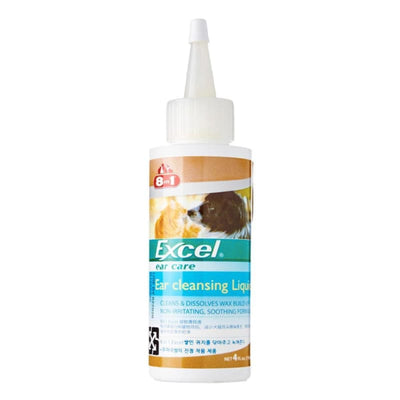 Excel [10% OFF] Excel Ear Cleansing Liquid for Pets 4oz Dog Healthcare