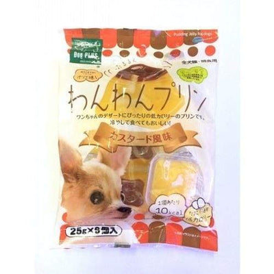 Marukan Marukan Pudding Jelly Dog Treats 25Gx6pcs Dog Food & Treats