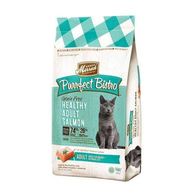 Merrick Merrick® Purrfect Bistro Grain-Free Real Salmon Recipe Dry Cat Food Cat Food & Treats