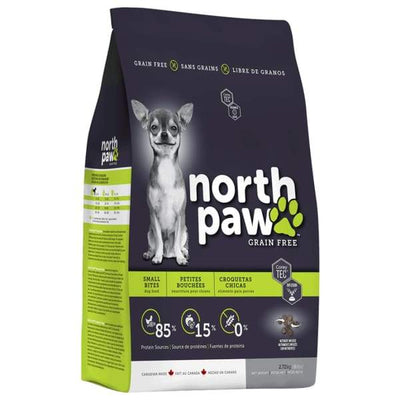 North Paw [30% OFF] North Paw Small Bites Adult Dry Dog Food Dog Food & Treats