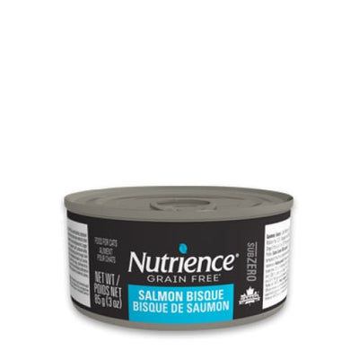 Nutrience Nutrience Subzero Salmon Recipe Canned Cat Food 85g Cat Food & Treats