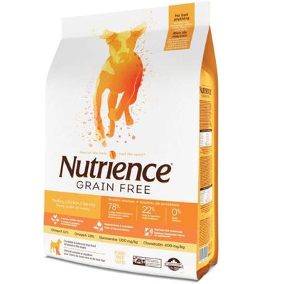 Nutrience Nutrience Grain Free Turkey Chicken & Herring Formula Dry Dog Food Dog Food & Treats