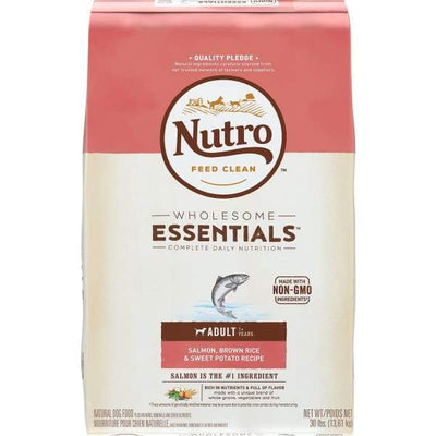 Nutro Nutro Salmon Brown Rice & Sweet Potato Recipe Dry Dog Food Dog Food & Treats