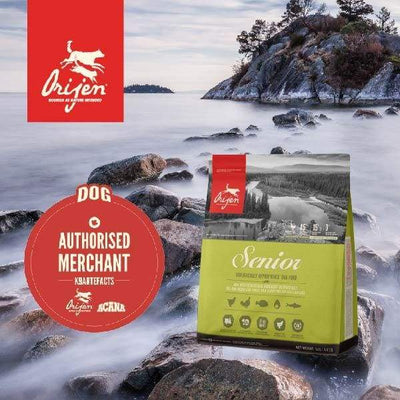 ORIJEN [UP TO 39% OFF] ORIJEN Senior Dry Dog Food Dog Food & Treats