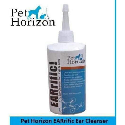 Pet Horizon Pet Horizon EARrific Ear Cleanser For Dogs & Cats 140ml Grooming & Hygiene