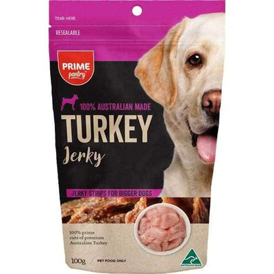 Prime100 Prime100 Beef Jerky Dog Food & Treats