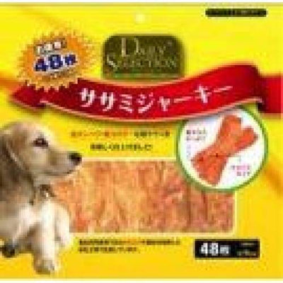 R&D [40% OFF!] R&D Daily Selection Chicken Breast Jerky Dog Treats (48pcs) Dog Food & Treats