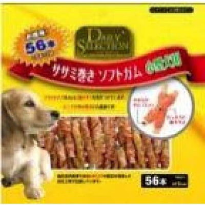 R&D [40% OFF!] R&D Daily Selection Chicken Roll Soft Mini Stick Dog Treats (56pcs) Dog Food & Treats