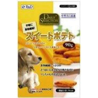 R&D R&D Daily Selection Roasted Sweet Potato 90g Dog Food & Treats