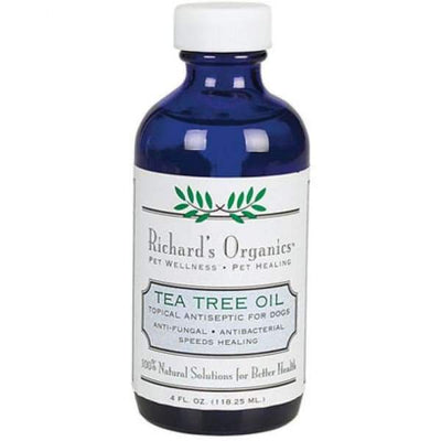 Richards Organics Richards Organics Tea Tree Oil 2oz Dog Healthcare