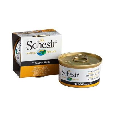 Schesir Schesir Tuna with Aloe in Jelly Canned Cat Food 85g Cat Food & Treats