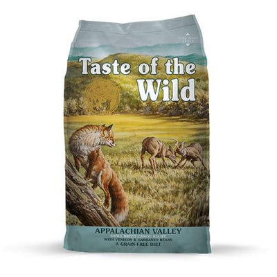 Taste of the Wild Taste of the Wild Appalachian Valley Small Breed Venison Grain-Free Dry Dog Food Dog Food & Treats