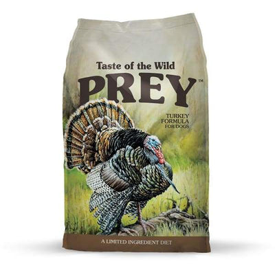Taste of the Wild Taste of the Wild Prey Turkey Limited Ingredient Dry Dog Food Dog Food & Treats