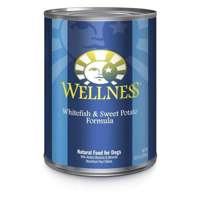 Wellness Wellness Compete Health Whitefish & Sweet Potato Canned Dog Food 354g Dog Food & Treats