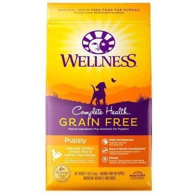 Wellness Wellness Complete Health Grain Free Puppy Dry Dog Food Dog Food & Treats