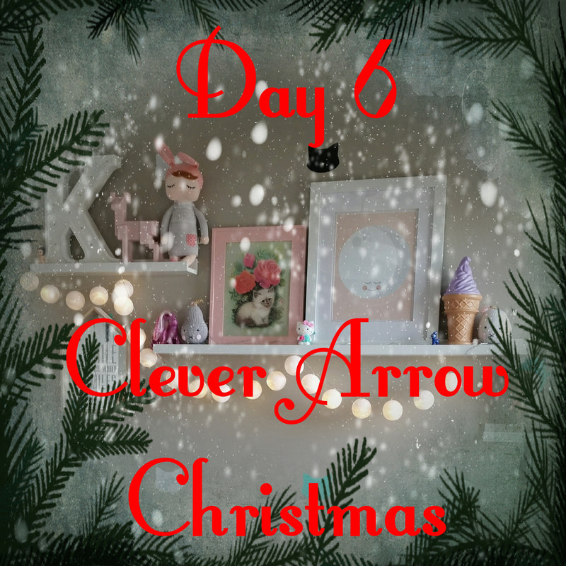 On the 6th Day of Clever Arrow Christmas...