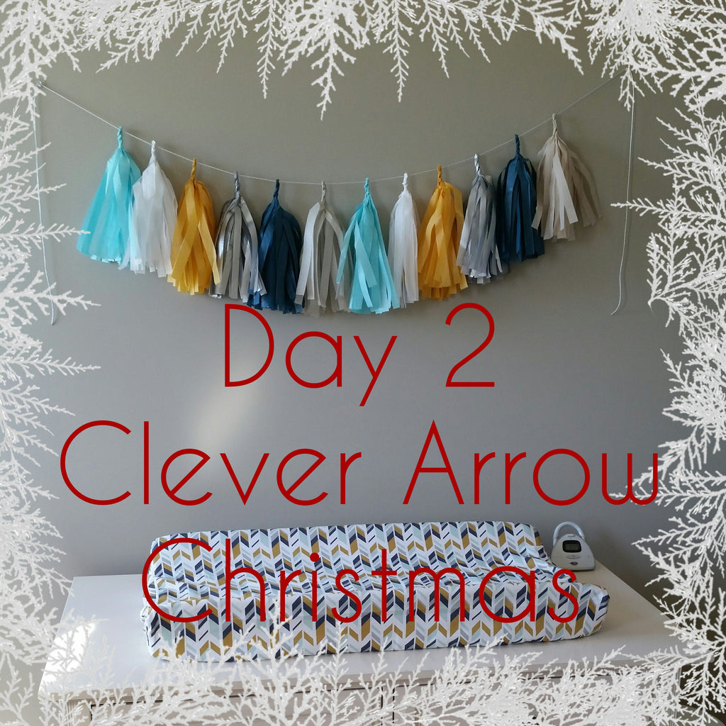 Day 2 Clever Arrow Christmas