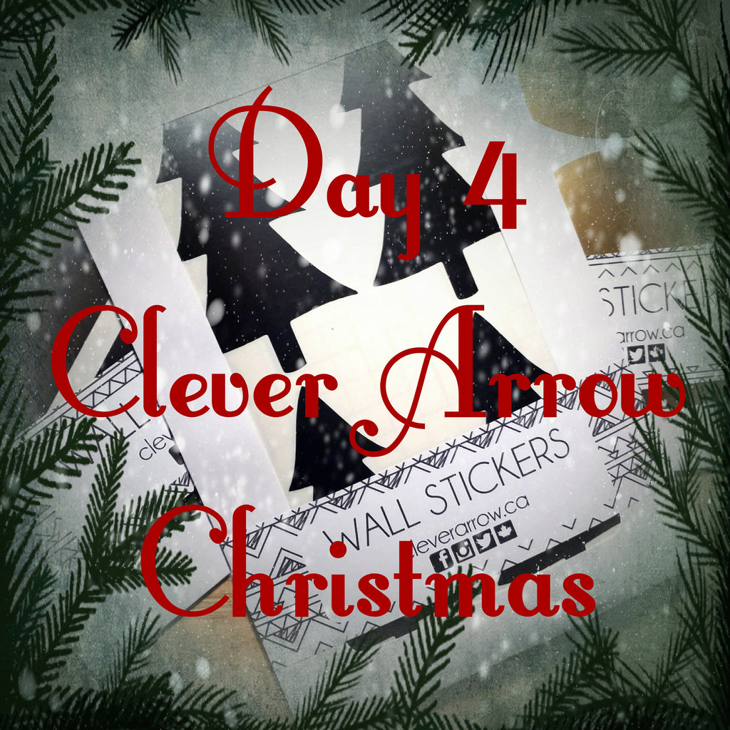 Day 4 of Clever Arrow Christmas