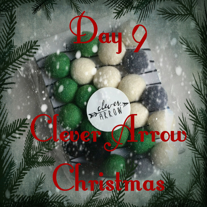 On the 9th Day of Clever Arrow Christmas