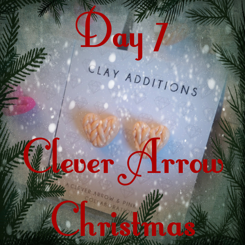 Day 7 of Clever Arrow Christmas