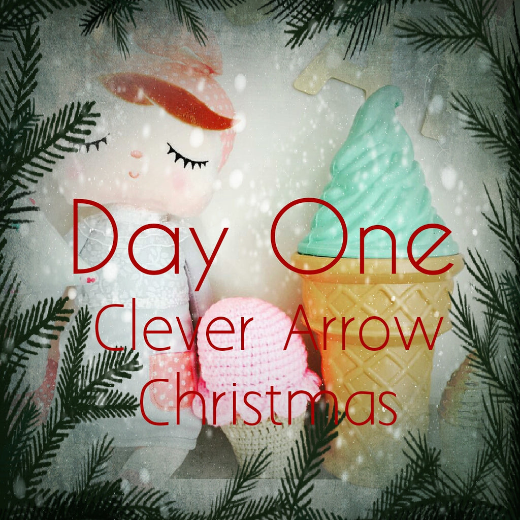On the first day of Clever Arrow Christmas...