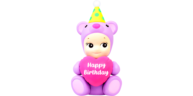 Birthday Bear Limited Series *COMING SOON*