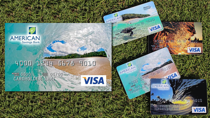 American Savings Bank Offering Credit Cards With Clark Little Photography