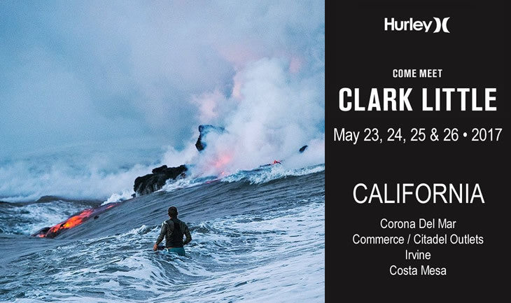 Clark Little will be in California for public events taking place May  23-26 7d9a784b99d