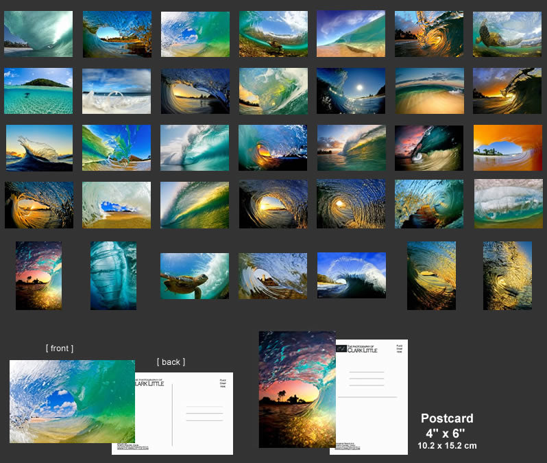 Postcards 35-Variety Pack - Clark Little Photography