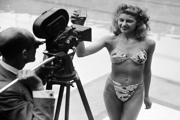 Babes Bearing Skin - A History of the The Bikini Revolution