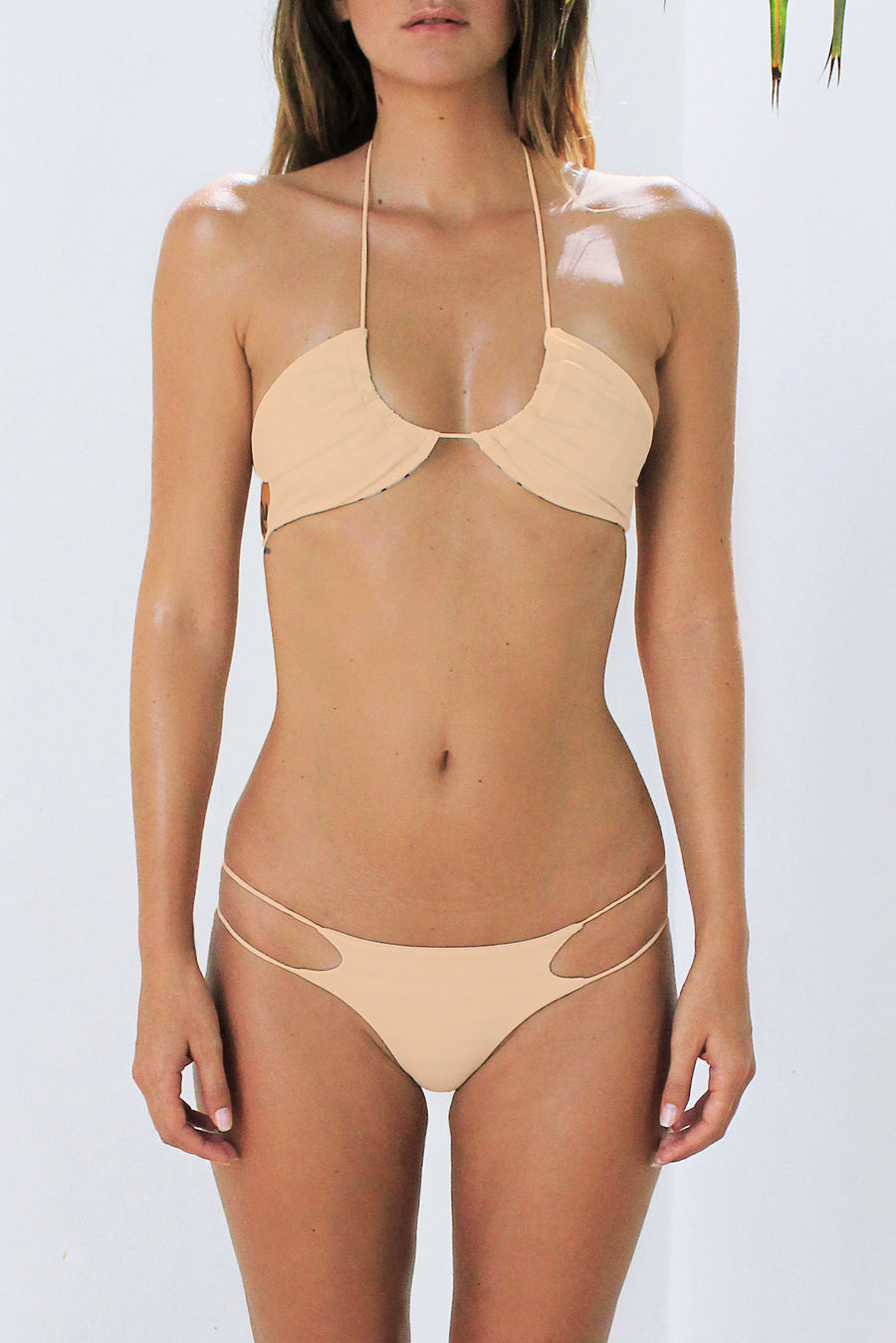 Mustang Sally Top | Terraine - AMARA Tulum - Eco luxe swimwear made with recycled nylon.