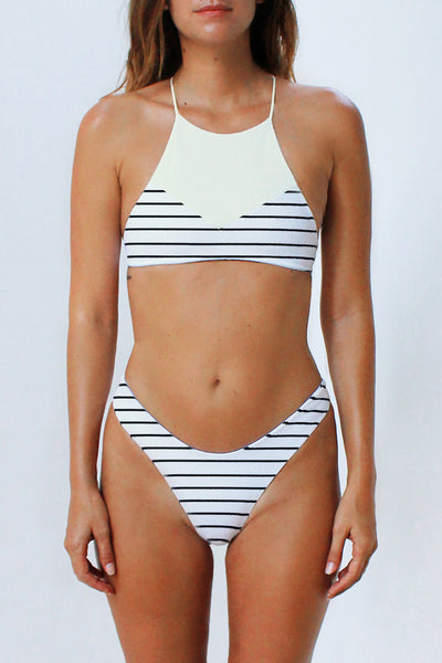 On The Sea Bottom | Stroke - AMARA Tulum - Eco luxe swimwear made with recycled nylon.