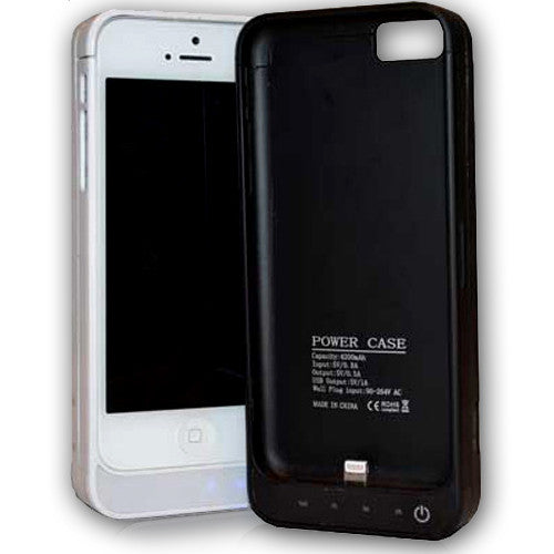 Aptus Charger Case iPhone 5C