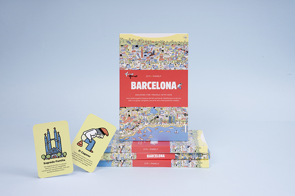 CITIxFamily City Guide: Barcelona