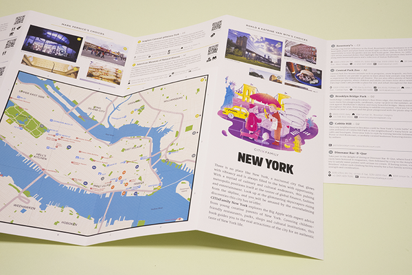 CITIxFamily City Guide: New York