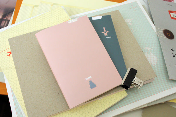 Mini City Notebook Set