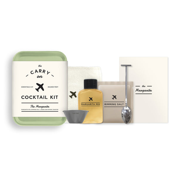 Carry On Cocktail Kit - The Margarita