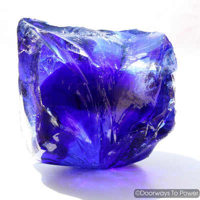 Tanzanite Fire & Elestial Starlight Andara Crystal '5th-9th Dimensional Energy Portal'