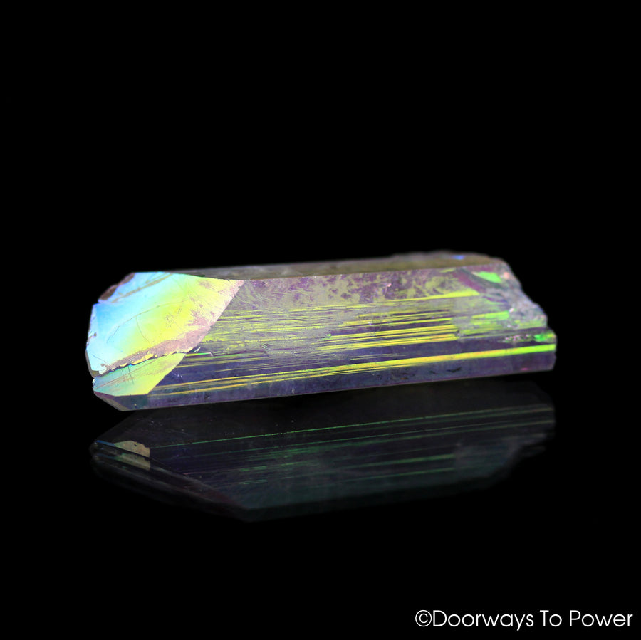 Angel Aura Danburite Crystal Rare Synergy 12 Stones