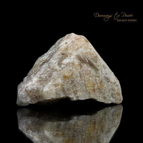 Golden Herderite Crystal