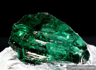 Emerald Tablets of Thoth the Atlantean Monatomic Andara Crystal | Rare