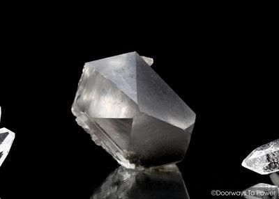 Lemurian Phantom Quartz Crystal