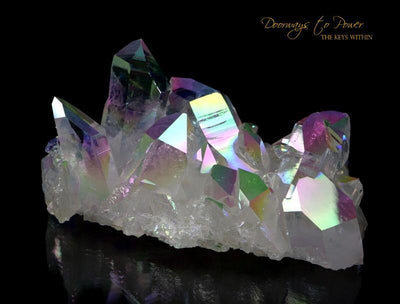 Doorways to Power Angel Aura Quartz