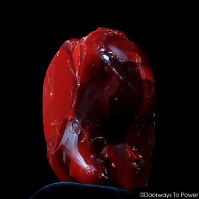 King Solomon Monatomic Andara Gem Crystal Altar Stone 'Magic is Sacred' Very Rare & Powerful