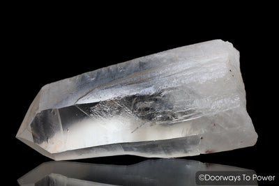 Lemurian Seed Quartz Record Keeper Crystal
